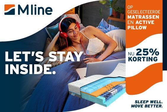 M line lets stay inside 2021